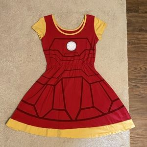 Her Universe x Marvel Iron Man Skater Dress